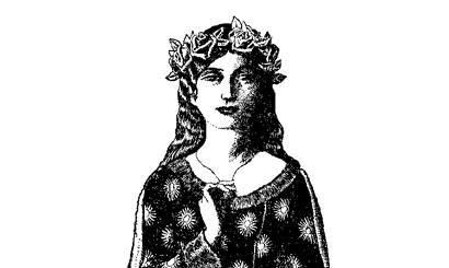 Damigella con Gioiello