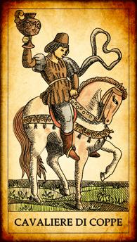 Cavaliere di Coppe