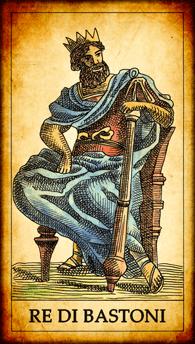 Re di Bastoni