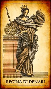 Regina di Denari