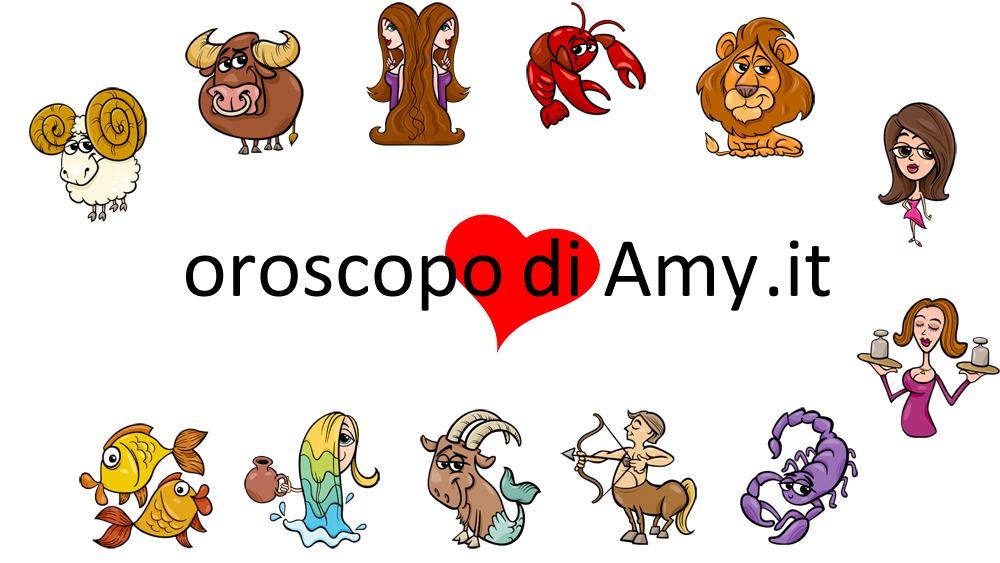 Oroscopo di Amy