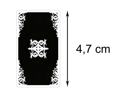 Tarocchi degli Archetipi - Retro delle Carte Versione Mini